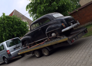 oldtimer Restauration basis