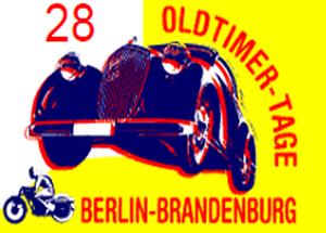 30. Oldtimertage Berlin – Brandenburg – Classic Remise Berlin