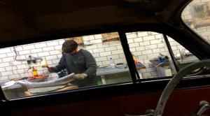 Oldtimer Restauration Schnupperkurs Blechbearbeitung
