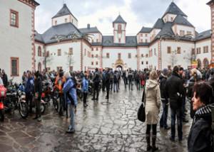 Wintertreffen Schloß Augustusburg