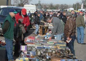 Oldtimer- & Teilemarkt Dresden