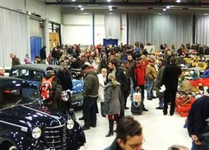 Oldtimer Teilemarkt in Cottbus für Kraftfahrzeug-Veteranen