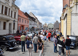 Oldtimer Teilemarkt in Luckau
