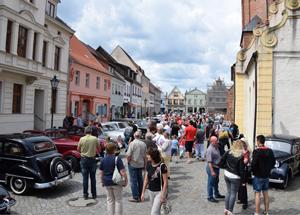 Oldtimer Luckau Teilemarkt